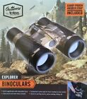 Outdoor by Totes Camo Explorer Binoculars 4x30 Brand New Carry Pouch Neck Strap