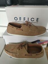 Men's OFFICE Floats Your Boat Deck Shoes Size UK 10, EU 44