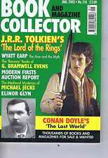 JRR TOLKIEN / CONAN DOYLE / WYATT EARP	Book Collector	no.	214	Jan	2002