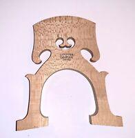 Genuine Despiau Superieur Bridge For 3/4 Cello, US Seller!