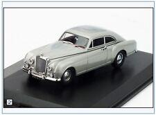 BCF001 Bentley S1 Continental Fastback, silbergrau, 1955, Oxford 1:43, NEU &
