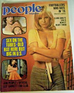 People With Pix Magazine, May 18 1978 - John Clark Gable - #M114
