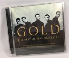 Gold The Best Of Spandau Ballet Audio CD Januar 2001 Chrysalis Records Rock