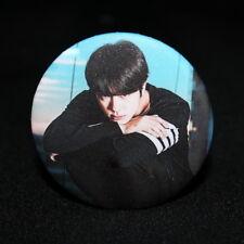 Kpop BTS Bangtan Boys JIN Badge Brooch Chest Pin Souvenir Gift