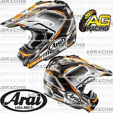 Arai MXV MX-V Helmet Speedy Orange Black Adult Small SMLL SM Enduro Helmet