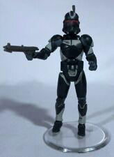 2007 Hasbro Star Wars TAC Jedi Con Exclusive Clone Shadow Trooper Figure w/Stand