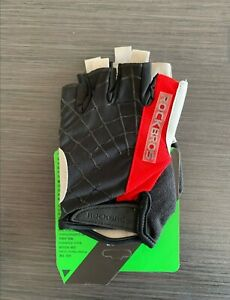 Cycling Bike Half Short Finger Gloves Shockproof Breathable MTB Road Bicycle Glo