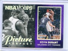 2015-16 PANINI HOOPS #8 KEVIN DURANT PICTURE PERFECT - OKLAHOMA CITY THUNDER 128