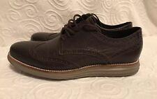 Cole Haan OriginalGrand Wingtip Oxford Men's Size 7 1/2W Brown Java C26267 New