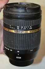 Tamron 18-270mm Camera Lens (Canon) ~ USED