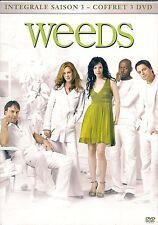 COFFRET 3 DVD ZONE 2--SERIE TV--WEEDS / INTEGRALE SAISON 3 - 15 EPISODES