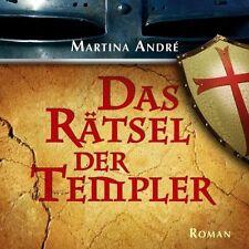 Das Rätsel der Templer von Martina André - 21 Audio-CDs (H586)