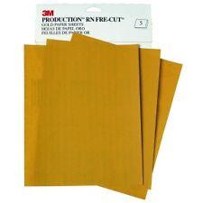 3M 02544 Production Gold Sheet, 220 grit, 2544 (50 Sheets)