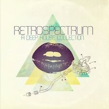 Retrospectrum-A Deep House Collection (2013, CD NEUF)