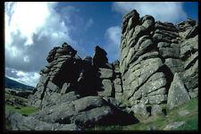 374065 Espectacular Ojo De Pez Shot De houndtor Dartmoor A4 Foto Impresión