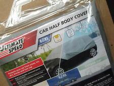 ULTIMATE SPEED Car Half Body Cap Cover - Winter Protection Frost Ice Vehicle