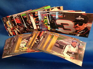 NASCAR - 1995 CLASSIC ASSETS RACING - COMPLETE SET (50) CARDS ! LQQK !