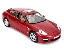 2009 Porsche Panamera S Turbo Azul Metalizado Maisto 36197bl