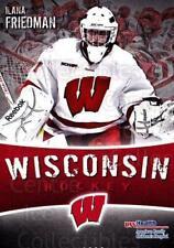 2011-12 Wisconsin Badgers Womens #6 Ilana Friedman