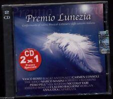 PREMIO LUNEZIA Doppio CD 2005 Vasco Rossi Carmen Consoli etc