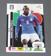 MARIO BALOTELLI RISING STAR ITALIE ITALIA FOOTBALL CARD PANINI UEFA EURO 2012