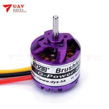 High Quality DYS D2830 2830 850KV Brushless Motor For Mini Multicopter RC Plane