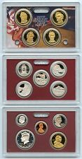2010 U.S Silver PROOF Coin Set - United States Mint Official - AG428
