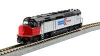 Kato N 176-9202 EMD SDP40F Type I Amtrak Phase I Road #505 DCC Ready New!