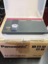 Panasonic AJ-HP126EXG (126XL) DVCPro HD Professional Video Cassette (Case of 9)
