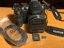 Fujifilm FinePix S Series S3400 14.0MP Digital Camera - Black + SD Card