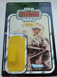 VINTAGE HAN SOLO HOTH EMPIRE STRIKES  BACK  41 BK RESTORE KIT CHILDHOOD MEMORIES