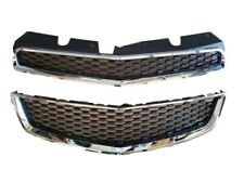 Grille Front For Chevrolet Equinox 2010-15 GM1200622 GM1200621 25798744 25798747