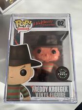 Funko Pop- Movies- Horror- Nightmare- Freddy Krueger- Chase Glow