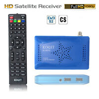 Digital DVB-S2 MPEG-4 HD AC3 Satellite Receiver + USB WIFI Youtube Key Decoder