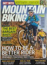 Get Into Mountain Biking UK 2015 The Best Bargain Bikes Gear FREE SHIPPING sb