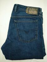 Men's Diesel Industry Waykee Regular Straight 0823K Blue Jeans | W34 L34