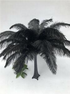 Wholesale 10-100pcs Natural Ostrich Feather 6-18 inch / 15-45 cm decoration