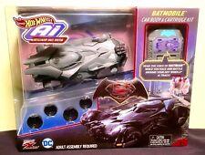 Hot Wheels Ai Intelligent Race System Batmobile Car Body and Cartridge Kit