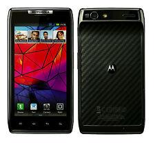 Motorola Razr XT910 Black Schwarz MOC2E 16GB Android Smartphone Ohne Simlock