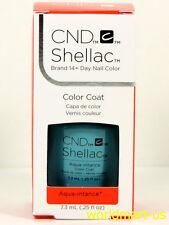 CND Shellac Gel Polish UV/LED Gel Color Base Top Coat /Choose Any Color PART A*