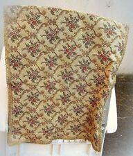 Antike rechteckige Tischdecken aus Brokat