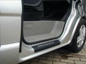 Renault Trafic Van Door Step / Sill Protector Vinyl