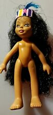Vintage Indian Doll Marked Tt 94 China Miniature