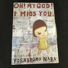 Oh! My God! I Miss You: 30 Postcards by Yoshitomo Nara 2004 Complete set F/S