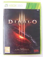 DIABLO III  XBOX 360  PAL  Manuale in Italiano