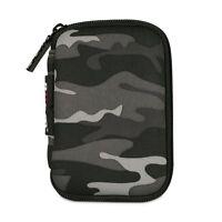 1Pc Flash Drive Case 6 USB Thumb Carrying Storage Holder Wallet Travel Organizer