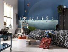 Childrens wallpaper wall mural photo STAR WARS Scarif Beach Stormtroopers