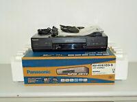 Panasonic NV-HV61 Videorecorder mit S-VHS-Wiedergabe (SQPB) in OVP, 2J.Garantie