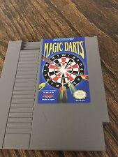 Magic Darts Original Nintendo NES Game Cart NE3