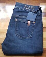 NOTIFY Anemone Womens Stretch  Straight Jean's Dark Blue W28 L36 BRAND NEW